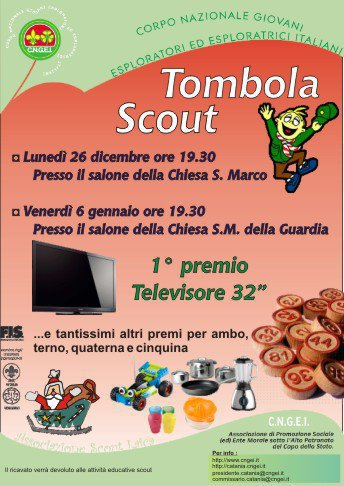 Tombolone Scout