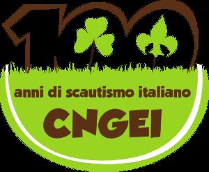 Logo del centenario del CNGEI